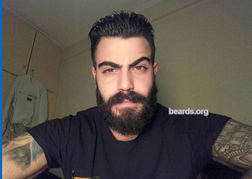 Stelios beard photo 2