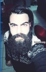Stelios beard photo 5