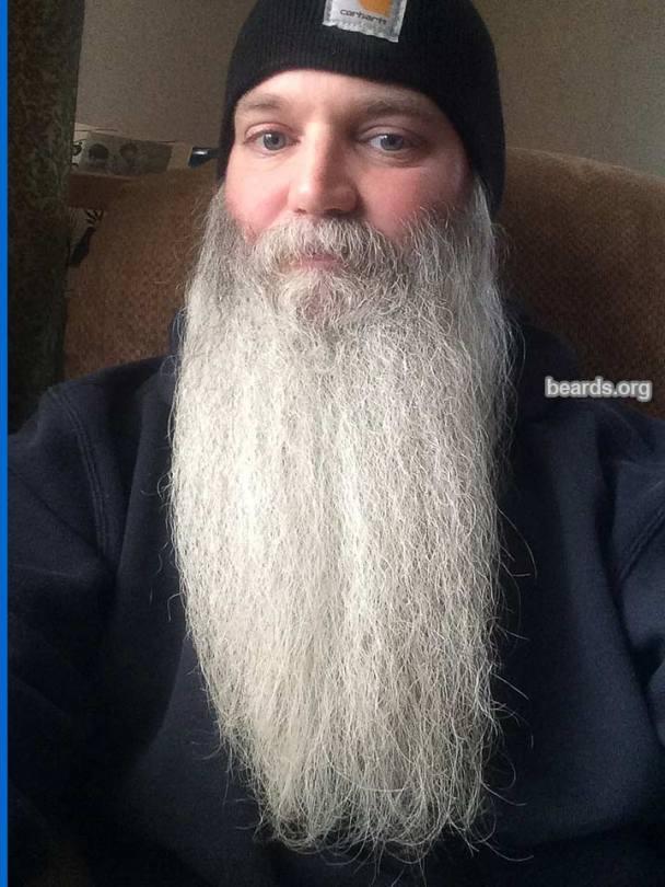 Steve, beard photo 3