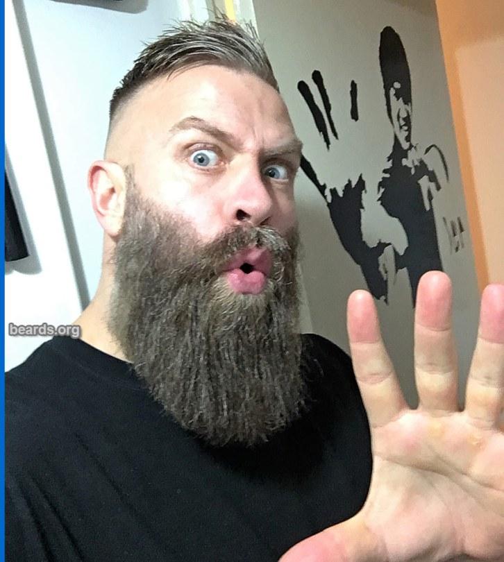 Andy, beard photo 5