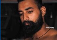 Rahul, beard photo 2