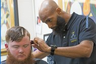 Virgil, barber beard image 1