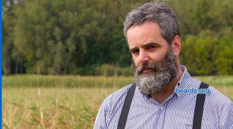 No-shave November 2018. Beard: Scott