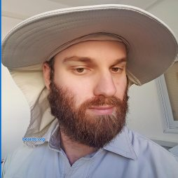 Michael's beard on 2019/01/30, image 2