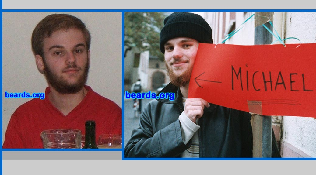 Michael, young beard success story featured image