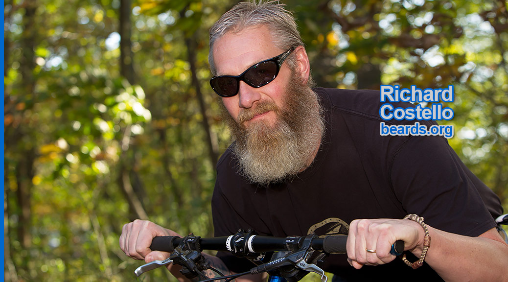 Rich Costello's mighty beard feature image 1