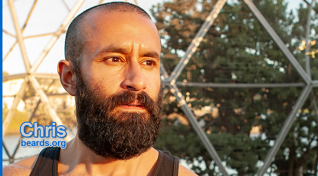 Chris' excellent beard feature image 1
