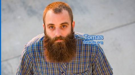 Tomas' tremendous beard feature image 1