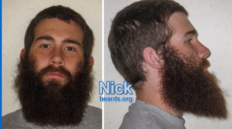 Nick's amazing beard feature image 1