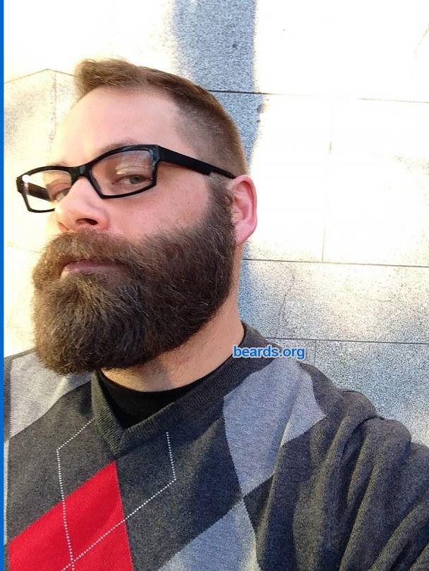 Chris' beard update photo 1