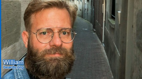 William's winning beard, feature photo 002