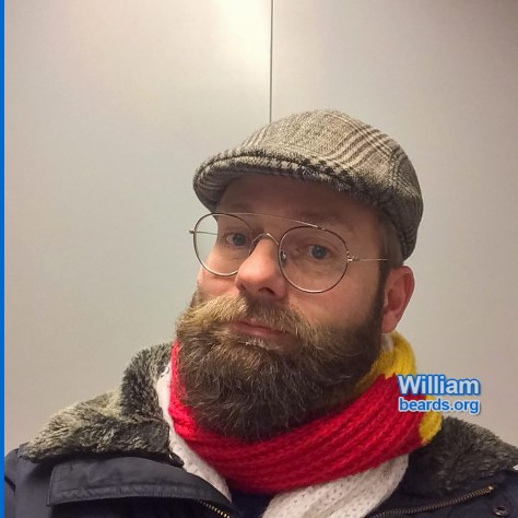 William's winning beard is an asset all year round, feature photo 003