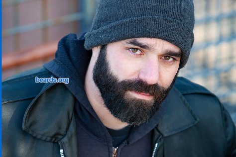 No-Shave November: more than a beard - photo of John's beard