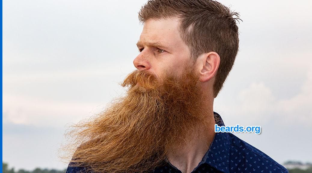Wade's beard; No-Shave November 2016 featured image
