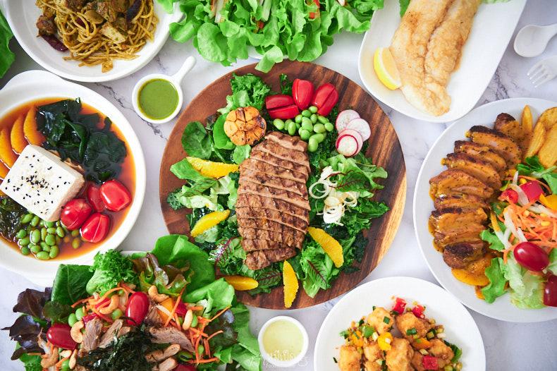 รีวิว Salad Factory ร้านสลัดกินอร่อย อาหารสุขภาพก็ฟินได้ เริ่มต้น 399.-