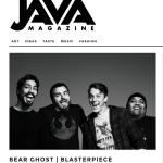 Java Magazine Bear Ghost