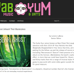 Bear Ghost Review by Yab Yum