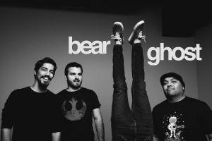 Bear Ghost by Jim Fury Hesterman