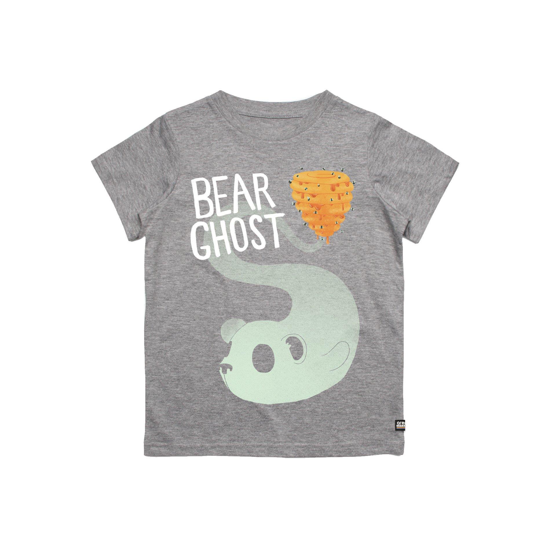 Bear Ghost - Hive Youth Tee Shirt   Bear Ghost