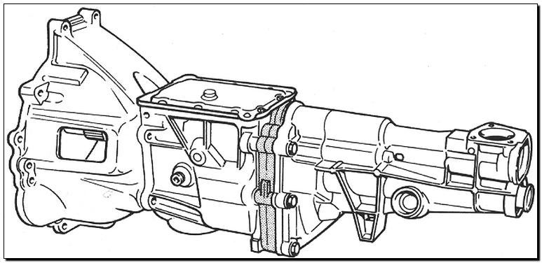 9 Boite ford type vitesses