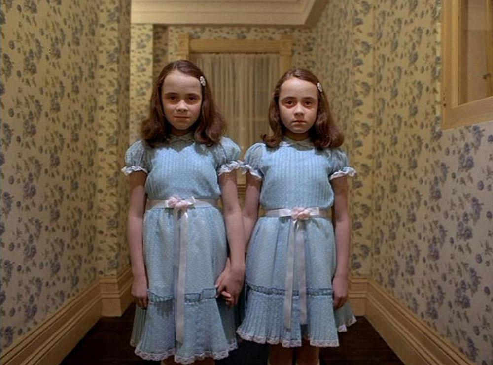 Image result for the shining come play with us