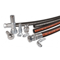"1/4"" Custom Hydraulic Hose"
