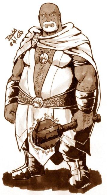 Polar Clérigo