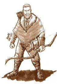 Lobo Arqueiro