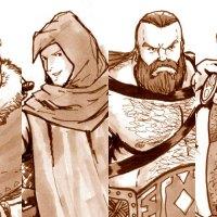 Barrigas & Pelos, um RPG de Ursos
