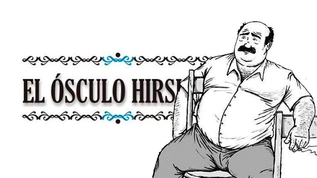 EL ÓSCULO HIRSUTO 2 - 126 ~ 130