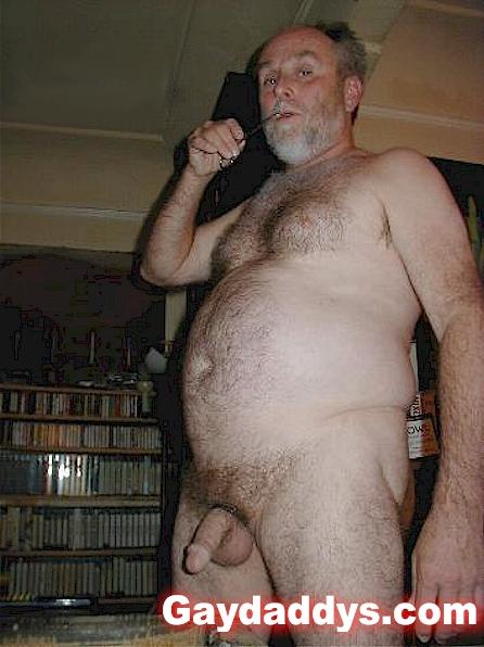 Senior Jack Off  Bear Porno Blog-6746