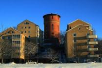 Karlstad - Vattentornet på Herrhagen