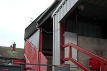 2012_19 - Fleetwood Town FC, gamma och ny läktare på nästa samma plats.
