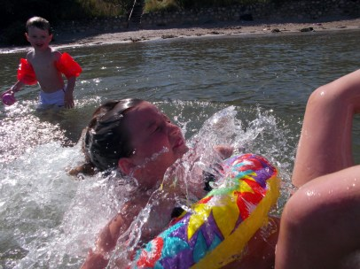 2012_81 - Havsbad är härligt