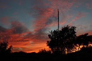2012_85 - Solnedgång på Tjörn