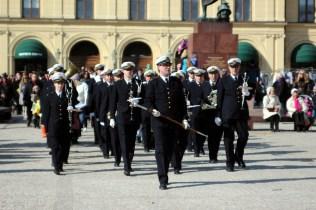 Påskparad i Karlstad 2013 - Ompa ompa!