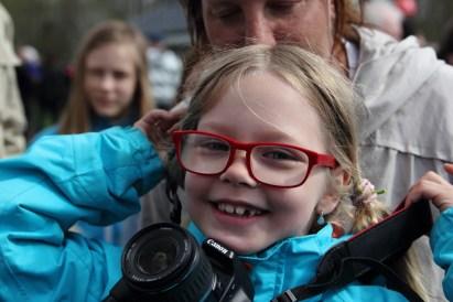Kosläpp i Saxebyn - Lilla fotografen