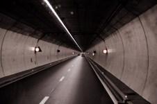 Tunnel under Zürich