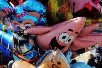 Ballonger i massor
