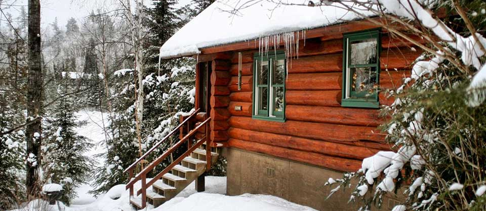 Bearskin Lodge and Resort  On the Gunflint Trail near
