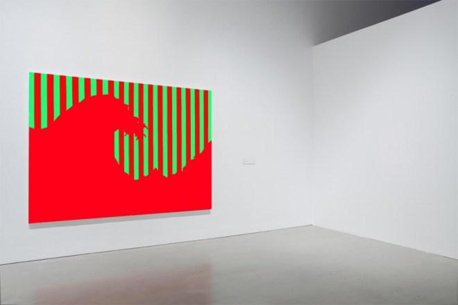 MeetingHokusaiBuren 2014, Canvas, Acrylic, 1,50 m x 2 m