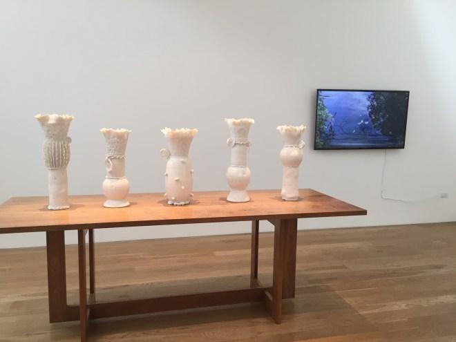 Mineo Mizuno exhibition view