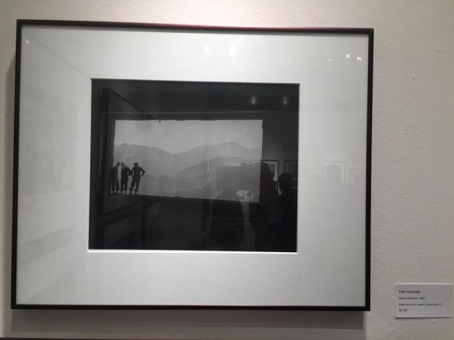 Tony Vaccaro Hitler's Window 1945 Courtesy Monroe Gallery
