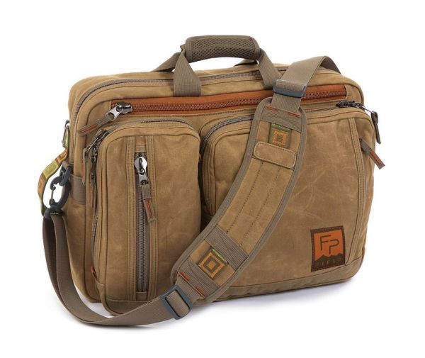 Fishpond Boulder Briefcase Earth In Luggage