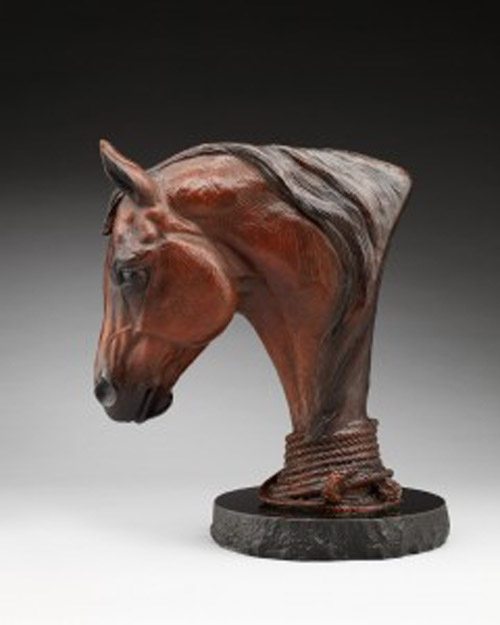 Cow Horse by Tammy Bality