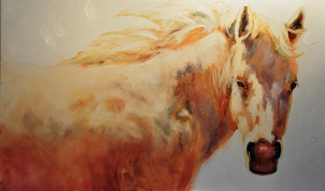 Horse by Linda St. Clair