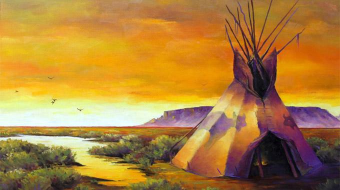 Prairie Paradise by Colt Idol