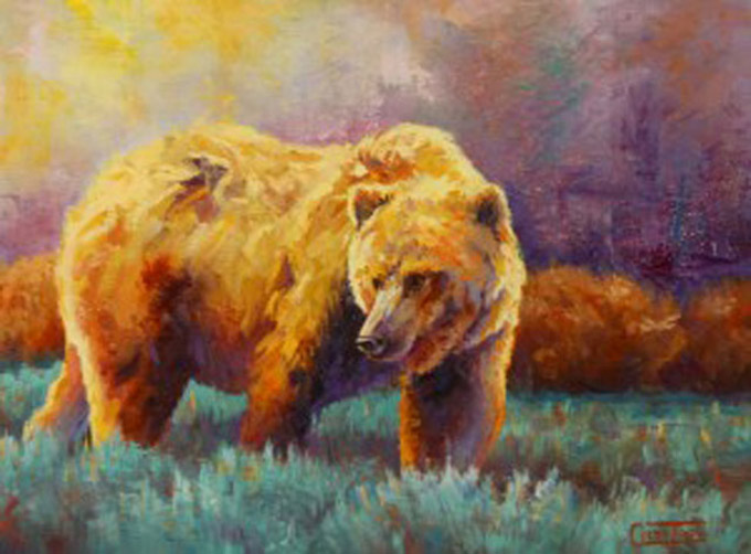 The Grizzly Study by Colt Idol
