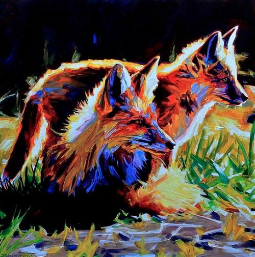 Field of Dreams by Debbie Edgers Sturges