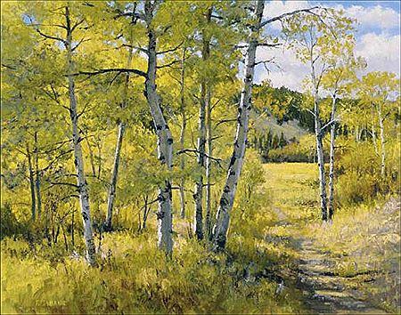 Nichols Creek Aspens